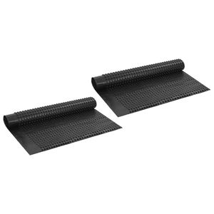 Möbel® Noppenfolie einfacher Aufbau 2 Stk. HDPE 400 g/m² 1×20 mHochwertiger für Zuhause&Garten🌱4041