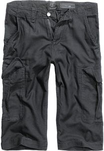 Brandit Shorts HAVANNAH CARGO SHORTS BD22005 Black, Größe:L