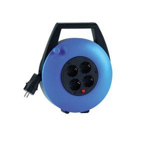 Hedi Kabelbox Blau 10m PVC-Leitung