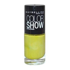 Maybelline Colorshow Nail Lacquer 754 Pow Green Blister