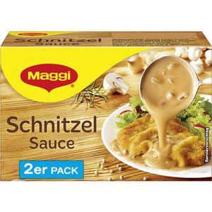 Maggi Schnitzel Sauce perfekt zu jedem Schnitzel 2er für 2x 250ml