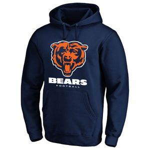 NFL Chicago Bears Hoodie Kaputzenpullover Critical Victory navy S