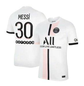2021/22 Paris Saint-Germain Auswärt Trikot MESSI 30 , Größe: L