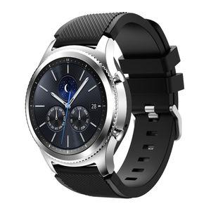 Samsung Gear S3 Frontier/Classic Armband - schwarz