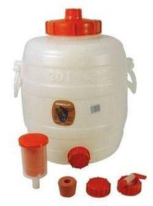 Set: 'Speidel' Mostfass 30 Liter ❀ komplett mit allem Zubehör