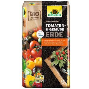 Neudorff NeudoHum Tomaten- und GemüseErde NEU 40 Liter Torffrei
