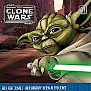 Clone Wars,The-01: Der Hinterhalt/Der Angriff Der