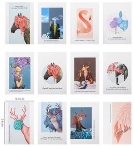 SJsee Grußkarten, Weihnachtskarten, Geschenkkarten, Geburtstagskarten, geeignet für Geburtstagswünsche, Weihnachtswünsche, Erntedankfest, Muttertag, Lehrertag, Jubiläum usw. (insgesamt 84 Effekte)