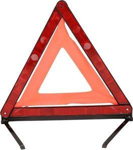 Car Plus synthetisches rotes Warndreieck 44 x 6 x 3 cm