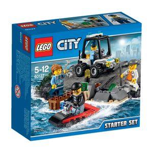 LEGO® City Police 60127 Gefängnisinsel-Polizei Starter-Set