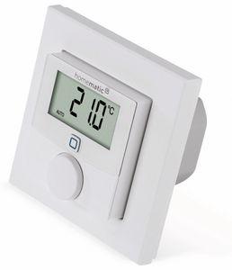 Homematic IP Wandthermostat mit Schaltausgang - für Markenschalter, 24 V