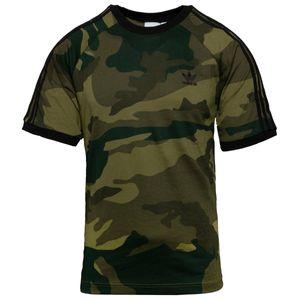 Adidas T-Shirt gruen XL