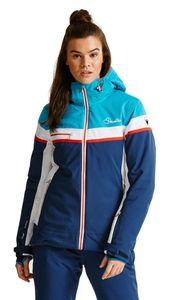 dare2b Damen Ski Jacke Skijacke PREMISS JACKET admiral blue, Größe:36