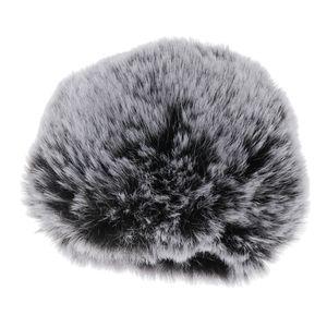 Außenmikrofon pelzartiger Windschutz-Muff Außen Mikrofon Furry Windschutz