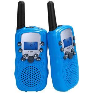 2X Walkie Spielzeug Kinder 8 CH Walkie Talkie Retevis Talkie 1-3KM Reichweite Walkie Talkies Set Kinder Funkgeräte mit Taschenlampe