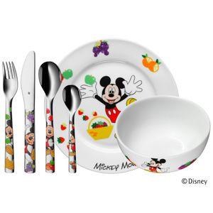 WMF Kinderbesteck Mickey Mouse 6tlg.