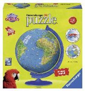 XXL Kindererde. 3D Puzzle-Ball 180 Teile