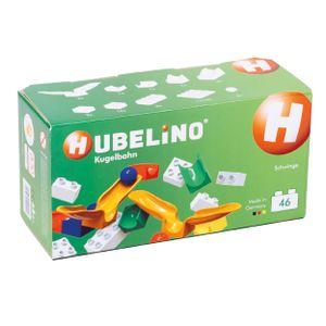 Hubelino 44-teilige Schwinge Ergänzung für Kugelbahn
