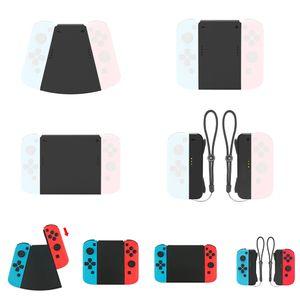 Joy-Con 5-in-1 Gamepad Griff Lock Wrist Strap Lanyard für NS Switch Game