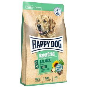 Hundefutter Trockenfutter Happy Dog NaturCroq Balance 15kg
