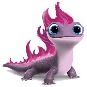 """Bullyland 13515 Figur """"Salamander Bruni"""" - Disney Frozen 2 Kunststoff"""