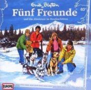 Fünf Freunde-083/Und Das Abenteuer Im Hundeschlitt