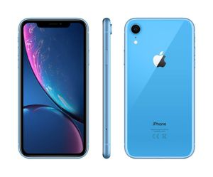 Apple iPhone XR, 64GB, Farbe: Blau