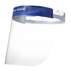 10 Stš¹ck / Pack Einweg-Sicherheitsschutz Gesichtsschutz Flš¹ssigkeitsbest?ndige Vollmaske Transparente Einwegmaske Visierschutz vor Spritzern und Spritzern
