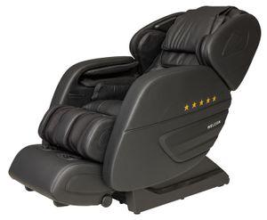 WELCON Dynamite Massagesessel - Luxus Massagestuhl mit Shiatsu Massage, scannt 128 Punkte des Rückens, schwarz