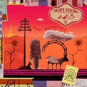 Paul McCartney - Egypt Station (Explorer's Edition) -   - (CD / Titel: A-G)