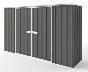 Metall Gartenschrank Endurashed 3008-S (300x78x182cm)