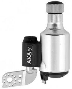 AXA Dynamo 8201 OV Links Alu Silber