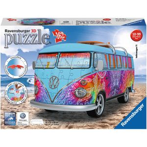 Ravensburger VW Bus T1 Indian Summer 3D Puzzle Sonderformen