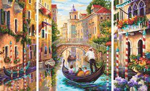 Noris Spiele Malen nach Zahlen - Venedig - Die Stadt in der Lagune; 609260736