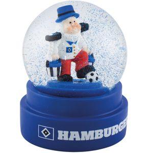 Hamburger SV HSV Schneekugel Glaskugel Weihnachten WASSERTRÄGER, 30171
