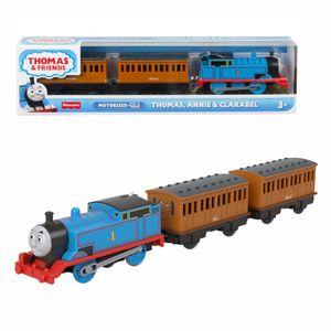 Thomas, Annie & Clarabel   Mattel GHK82   TrackMaster   Thomas & seine Freunde