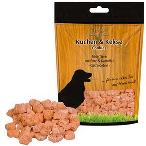 3 x 500g Greenhound getreidefreie Hundekeks in Tierform - Ohne jegliche Zusatzstoffe und glutenfrei