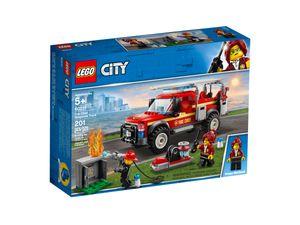 LEGO® City Feuerwehr-Einsatzleitung, 60231