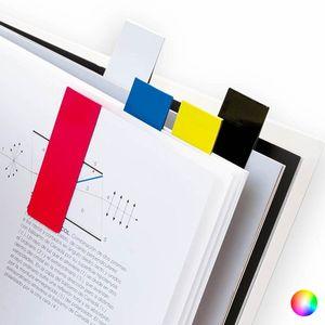 GKA 5 Stück magnetische Lesezeichen Markierung Unterlagen Bücher Magnet Seitenmarker