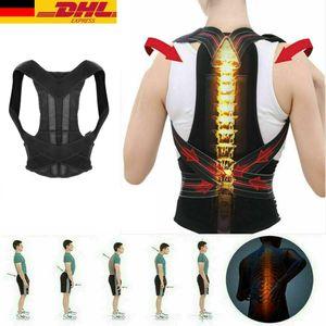Geradehalter Rückenhalter Rücken Haltungskorrektur, Haltungskorrektor für Wirbelsäule und Rückenstütze, Haltungstrainer für Damen, Herren und Child Lindert Rücken- und Schulterschmerzen