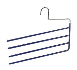 Hosenbügel Funktionsbügel Kleideraufbewahrung rutschhemmend Baggy 4