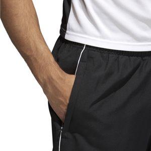 adidas Jogginghose Herren für Fußball und Freizeit, Größe:L, Farbe:Schwarz