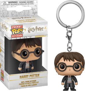 Harry Potter - Harry Potter  - Schlüsselanhänger Funko Pocket POP! Keychain
