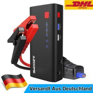 Auto KFZ Starthilfe Jump Starter 800A 18000mAh Ladegerät Booster Powerbank PKW  12v