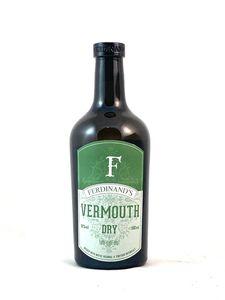 Ferdinand´s Vermouth Dry 0,5l, alc. 18 Vol.-%,
