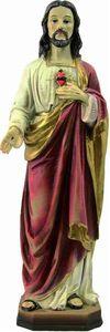 Heiliges Herz Jesu - Jesusfigur 30 cm