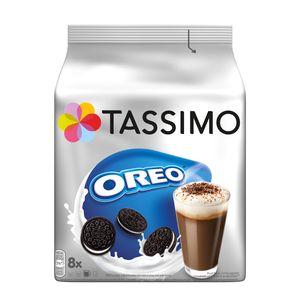 Tassimo Oreo Kakaospezialität | 8 T Discs, Kaffeekapseln