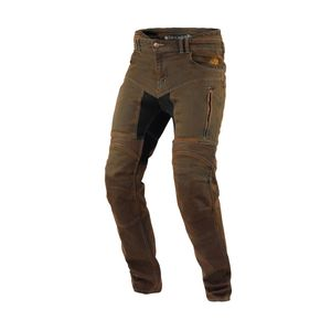 Trilobite PARADO Motorrad-Jeans Herren braun 38/32