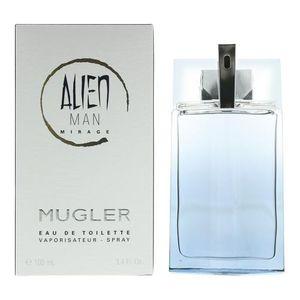 Mugler Alien Man Mirage Eau De Toilette Spray 100ml