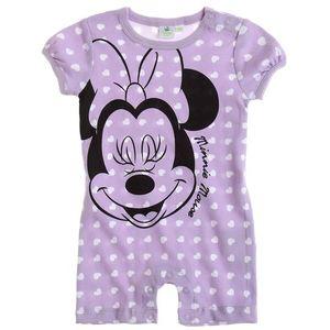 Disney Minnie Babyanzug lila (12M|lila)